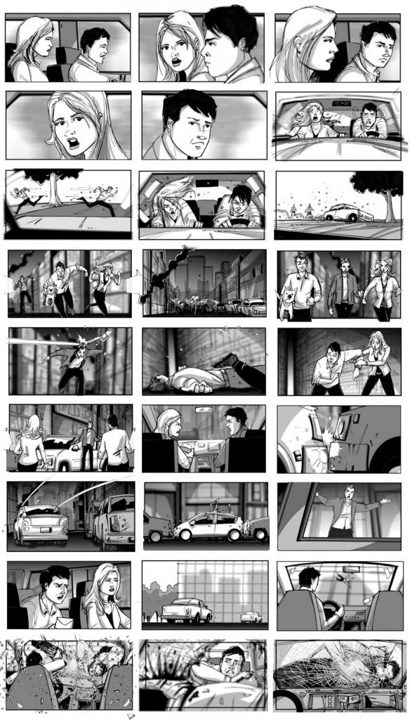 David Hogan Storyboards