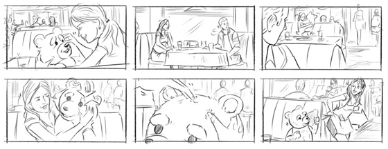 Ted Axe Commercial  Storyboards Inc  News