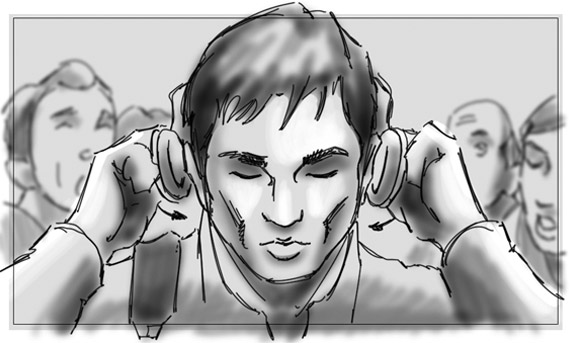 Bryan Frank - Beats by Dre - The Game Before The Game