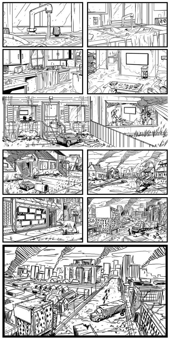 Frank Dellafemina - The Simpsons, Kitchen Sink Promo